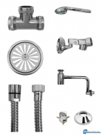 Nickel/Chrome – Bathroom Accessories