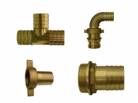 Brass Rubber FITTING Pipe