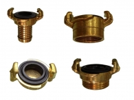 Brass Rubber Pipe Links
