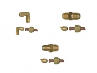 Brass Copper pIpe Link Accessories