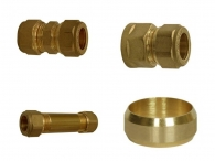 Copper Pipe Mechanical Clamping Accessories