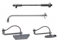 Wall-Ceiling Mounted Shower Arms