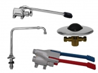 Foot Valves and Spouts for Foot Valves