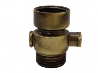 Brass Bronze Robot Switch