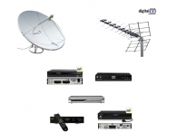 Satellite - Terrestrial Digital Set Top Box (Combo)