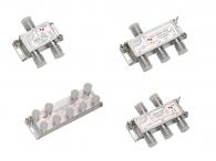 Splitters for Satellite Signal 2400 MHz