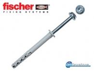 Fischer nylon plug & security screw