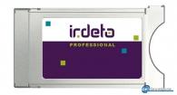 SMiT Irdeto Professional PCMCIA Module, suitable for decoding 4 channels
