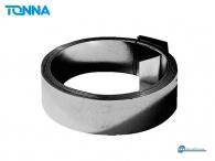 Tonna 5m Steel Tape, Steel tape for chimney bracket - Length 5m