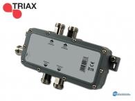 Triax TAS-04 HF Splitter,  Active 4-way Splitter