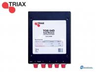 Triax TOS-8D Optical SplitterTriax TOS-8D Optical Splitter, Οπτικός διαχωριστής 2-8 εξόδων, συνδετήρες FC/PC Female