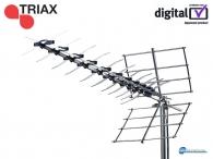 TRIAX UNIX-52 UHF Antenna 14.5 dBi