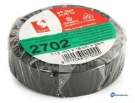 BLACK PVC LAMINATED INSULATION TAPE, 25m