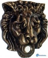 LION HEAD Ν. 185 BRONZE