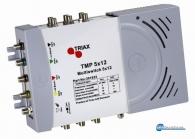 Πολυδιακόπτης για λήψη από 1 δορυφορική θέση + επίγεια TV (5 εισόδων / 12 χρηστών)