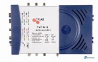 Πολυδιακόπτης για λήψη από 2 δορυφορικές θέσεις + επίγεια σήματα TV (9 εισόδων / 12 χρηστών)