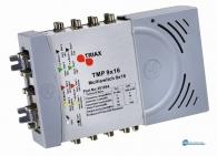 Πολυδιακόπτης για λήψη από 2 δορυφορικές θέσεις + επίγεια σήματα TV (9 εισόδων / 16 χρηστών)