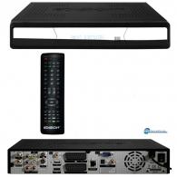 Δέκτης δορυφορικής-επίγειας ψηφιακής λήψης (COMBO) ARGUS VIP2 BLACK