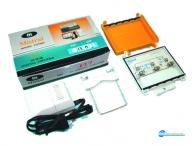 Mast amplifier 2 inputs  VU1 VHF - UHF 107 dB/μV