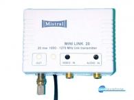 Τηλεοπτικός διαμορφωτής Link για ασύρματη αναμετάδοση εικόνας και ήχου σε μεγάλες αποστάσεις. Αν link  1,0-1,2 GHz