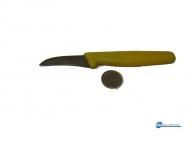 Μαχαίρι ατσάλινο μίνι  με πλαστική λαβή .