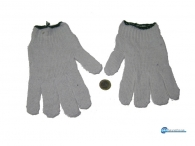 Γάντια βαμβακερά γενικής χρήσης .