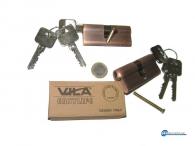 Αφαλός κλειδαριάς Vila με σετ 3 κλειδιά