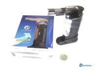 Αναπτήρας με βάση και ενσωματωμένο φακό led.Κατάλληλο για άναμμα τσιγάρου , πούρου , πίπας