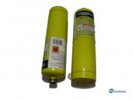 Αέριο εύφλεκτο σε φιάλη Map gas. Κατάλληλο για φλόγιστρα χειρός