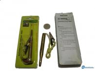 Κατσαβίδι δοκιμαστικό χαμηλής τάσης 5-24 volt με καλώδιο και κροκοδειλάκι.
