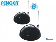 Σύστημα ασύρματης επέκτασης τηλεχειρισμού IR (πομπός & δέκτης) Fenger FIR-433T/R Wireless IR Extender Kit
